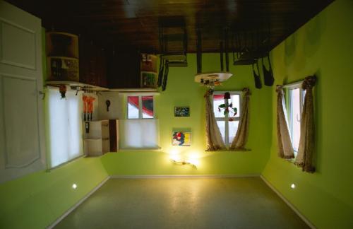 Перевернутый дом в Ялте фото 2