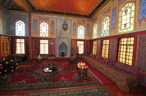 Ханский дворец внутри фото 1