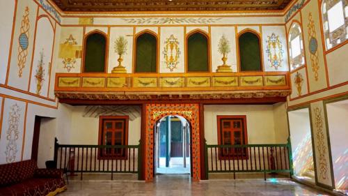 Ханский дворец внутри фото 10