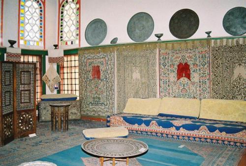 Ханский дворец внутри фото 11