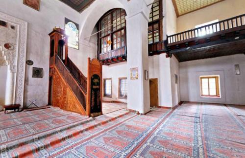 Ханский дворец внутри фото 12