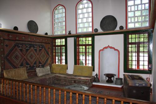 Ханский дворец внутри фото 2