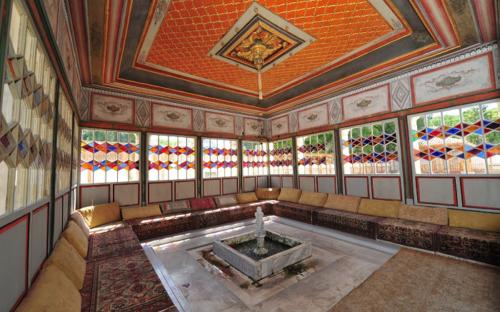 Ханский дворец внутри фото 4
