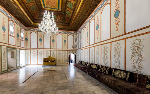 Ханский дворец внутри фото 5