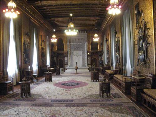 Ханский дворец внутри фото 6