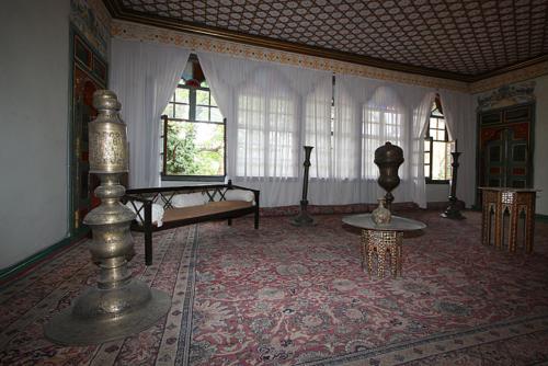 Ханский дворец внутри фото 7