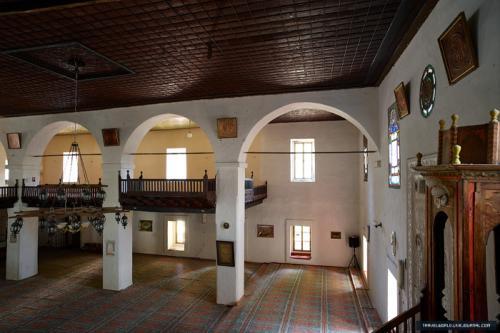 Ханский дворец внутри фото 8