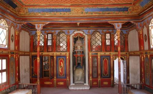Ханский дворец внутри фото 9