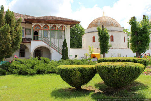 Ханский дворец в Бахчисарае фото 5