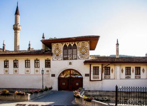 Ханский дворец в Бахчисарае фото 6