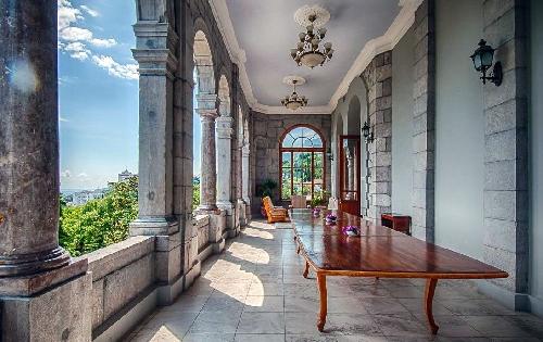 Юсуповский дворец в Крыму фото внутри 1