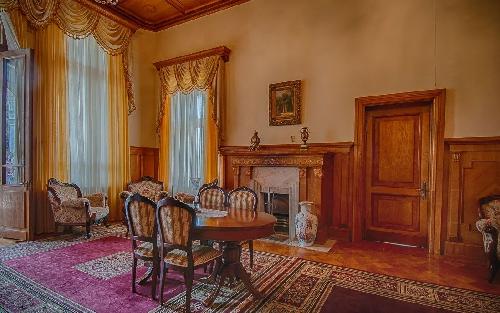 Юсуповский дворец в Крыму фото внутри 3