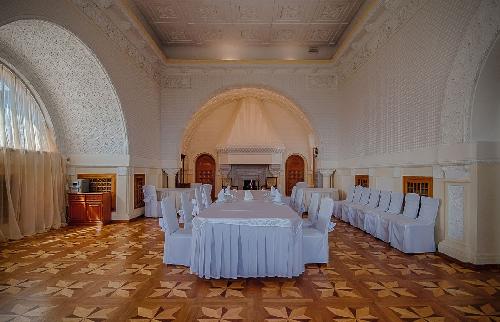 Юсуповский дворец в Крыму фото внутри 4