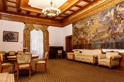 Юсуповский дворец в Крыму фото внутри 6