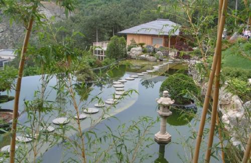 Японский сад в Крыму фото 2