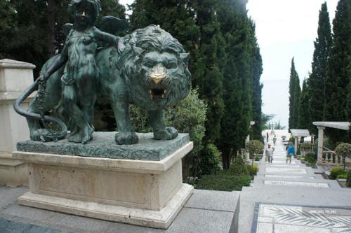 дворец Княгини Гагариной парк фото 3