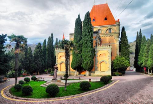дворец Княгини Гагариной фото 1