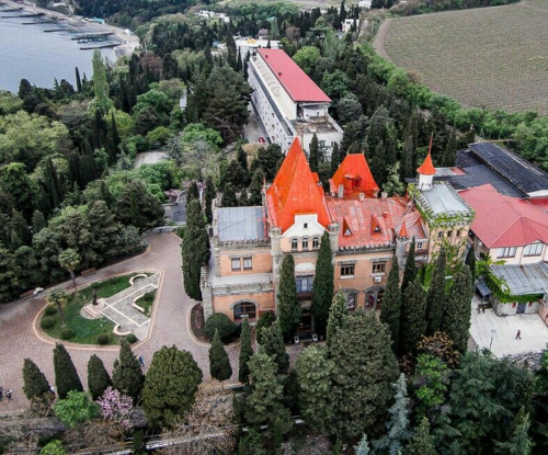 дворец Княгини Гагариной фото 3