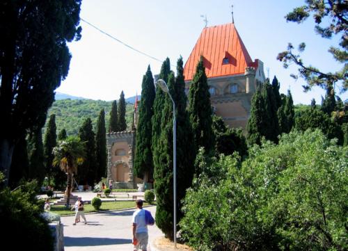 дворец Княгини Гагариной фото 5