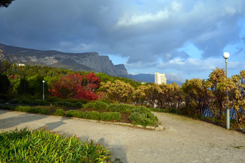 форосский парк в крыму фото 8